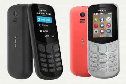 Uusi Nokia 130.