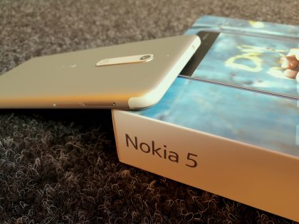 Syyskuun Android-tietoturvakorjausten jakelu on jo käynnistynyt Nokia 5:lle.