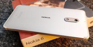 Nokia 6 on toistaiseksi uusista Nokia-älypuhelimista kookkain.