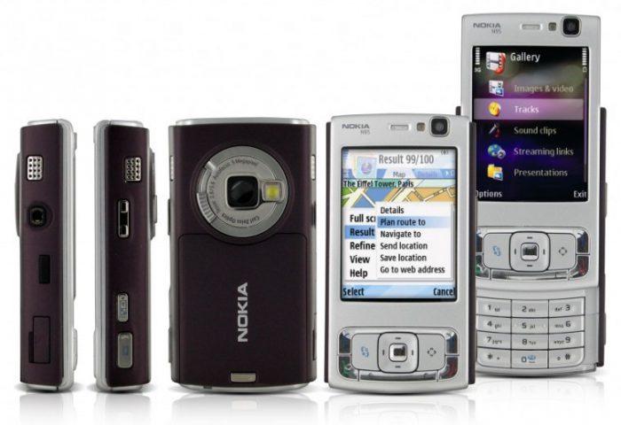 Nokia N95.