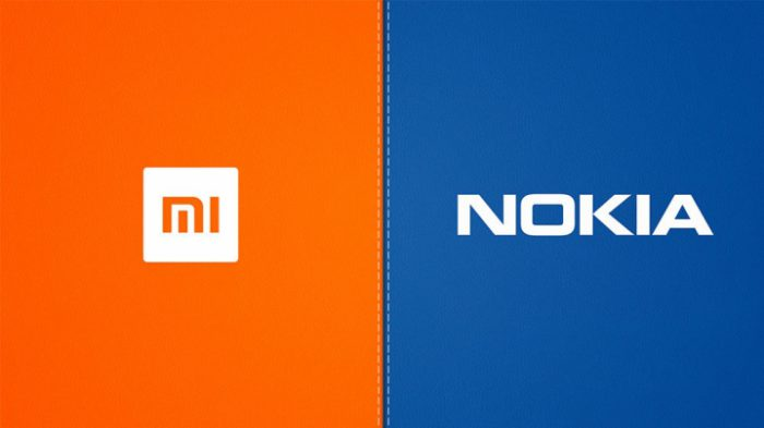 Xiaomi + Nokia.