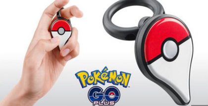 Pokémon GO -sormus.