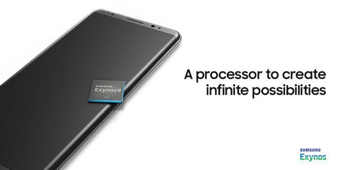 Suurinäyttöinen älypuhelin voi vihjata Note8:sta, mutta ei sen enempää.