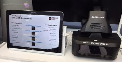 Samsung Exynos VR III.