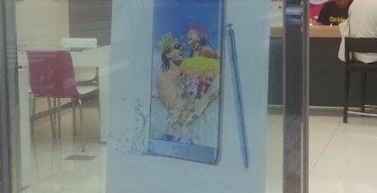 Samsung Galaxy Note7 palaa Galaxy Note Fan Editionina.