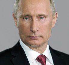Presidentti Vladimir Putin allekirjoitti lain.
