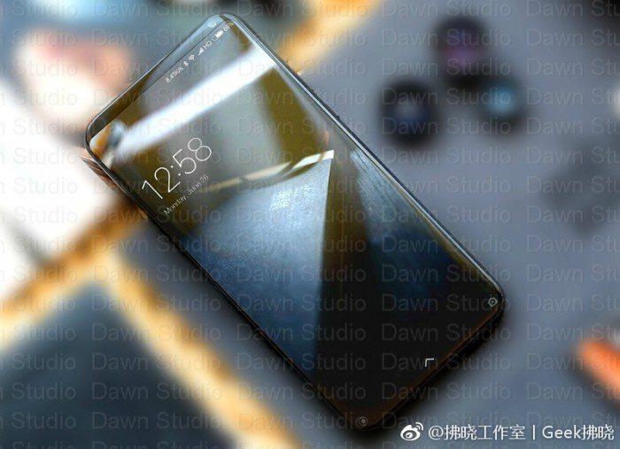 Xiaomi-uutuus koodinimellä Chiron.
