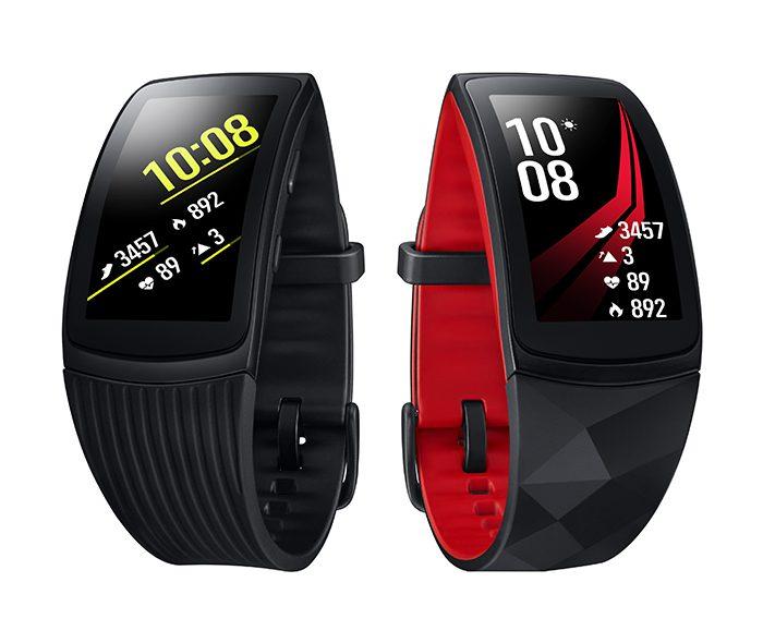 Samsung Gear Fit2 Pro.