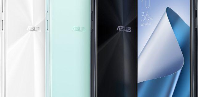 Kaksoiskameroita takana ja edessä: Asus julkisti ZenFone 4 -puhelimet Eurooppaan – viisi puhelinta myyntiin Suomessa