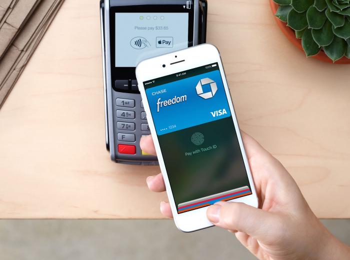 Apple Pay tekee iPhonesta lähimaksuvälineen.