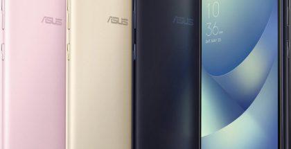 Asus ZenFone 4 Pro. Evan Blassin vuotama kuva.