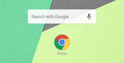 Chrome 60 tuo uuden hakuwidgetin.