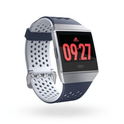 Fitbit Ionicin ensi vuonna tulossa oleva Adidas-erikoisversio.
