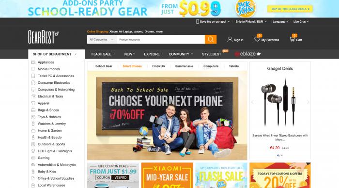 GearBest.com.