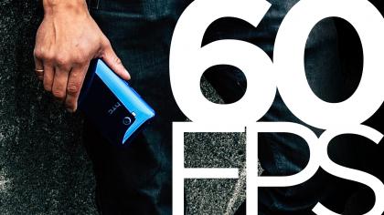 HTC U11 saa tuen 60 kuvan sekuntinopeuden videokuvaukselle.