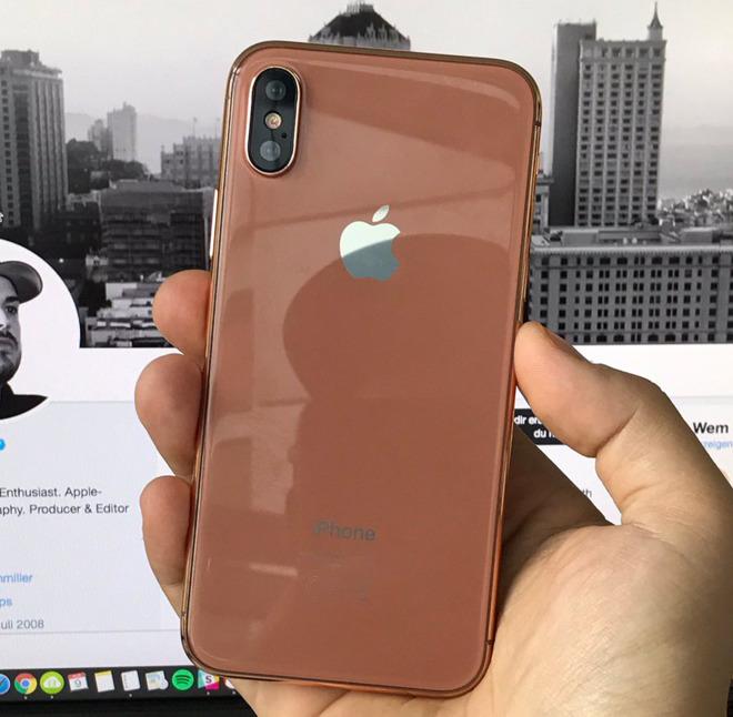 Saako uusi iPhone tällaisen värin vai ei?