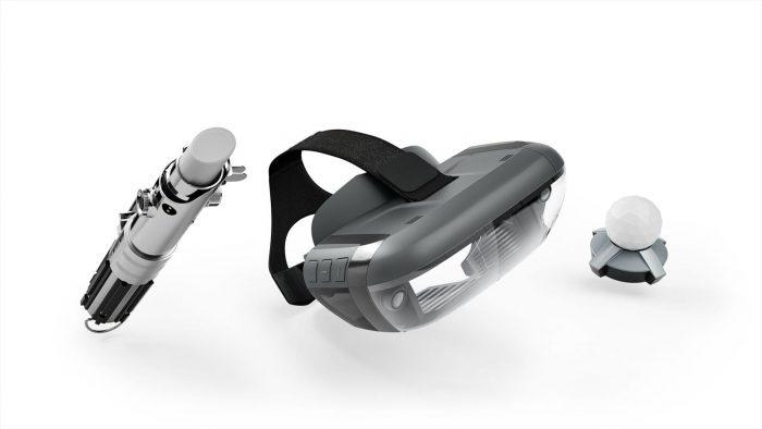 Lenovo Star Wars: Jedi Challenges -paketti.