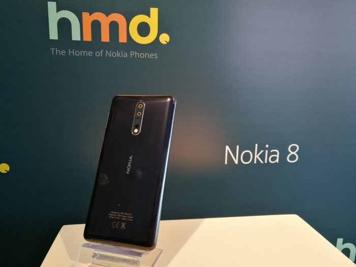 HMD:n paras älypuhelin on toistaiseksi Nokia 8.