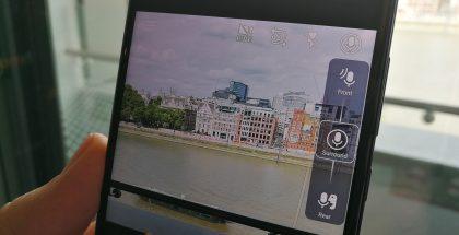 OZO Audio mahdollistaa videokuvauksessa myös äänentallennuksen säätämisen.