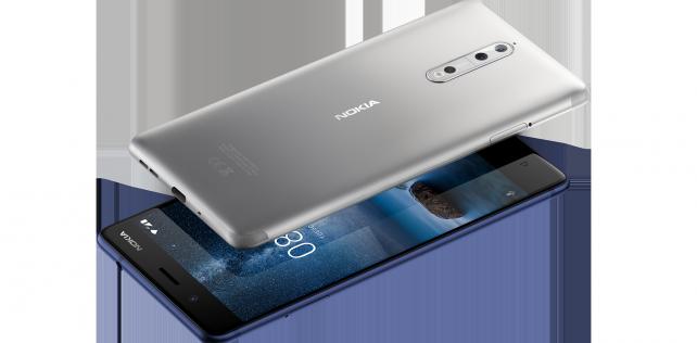 Nokia-älypuhelimet ennennäkemättömässä alessa – Nokia 8 nyt vain 499 euroa!