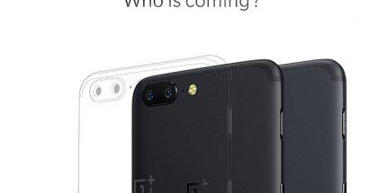 OnePlus 5 on saamassa lisäväriä.