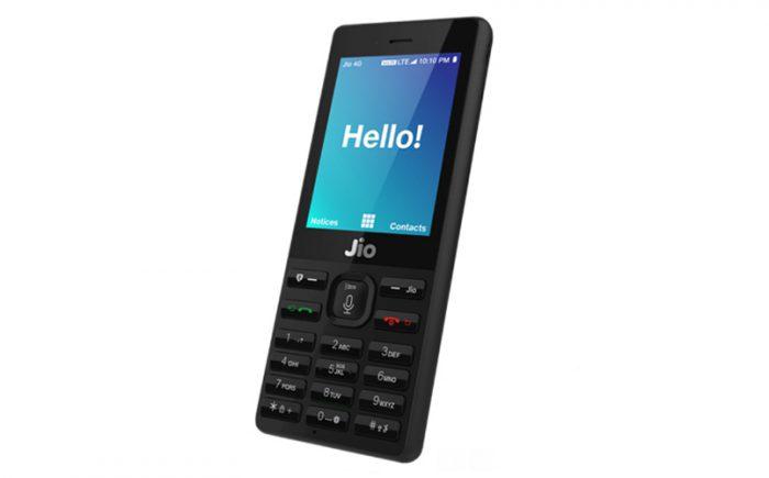 Reliance JioPhone.