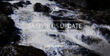 Sailfish OS 2.1.1 Jämsänjoki.