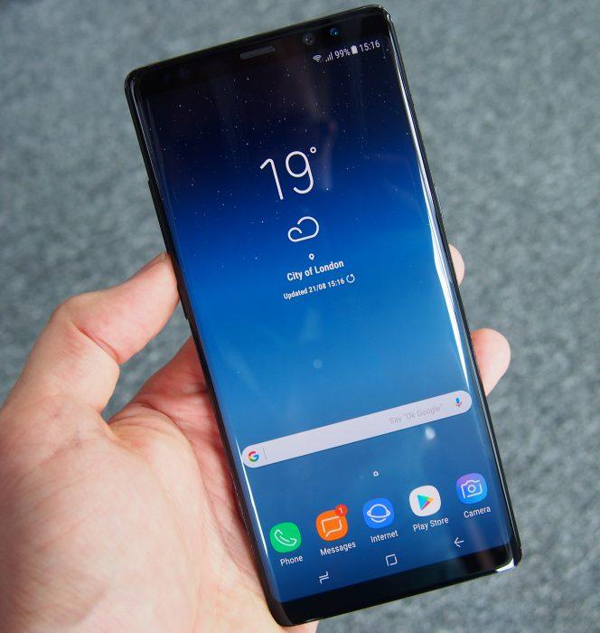 Samsung Galaxy Note8.