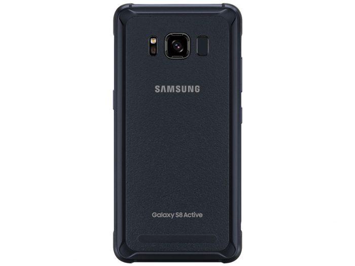 Galaxy S8 Activea on vahvistettu reunoilta.