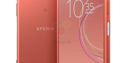 Sony Xperia XZ1 Compact. WinFuture.den julkaisema kuva.