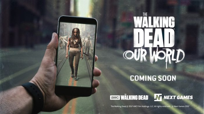 The Walking Dead: Our World.
