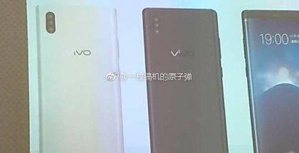 Vivo Xplay 7:n kerrotaan tulevan kolmella takakameralla.