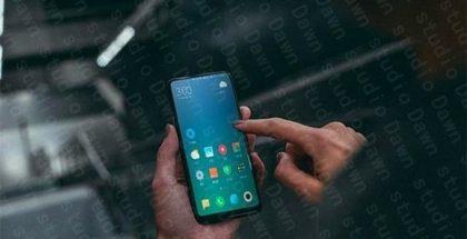 Väitetty kuva Xiaomi Mi Mix 2:sta.