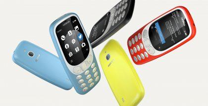 Nokia 3310 3G.