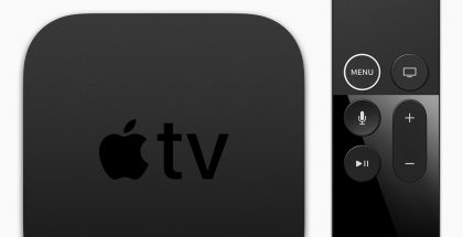 Nykyinen Apple TV 4K.