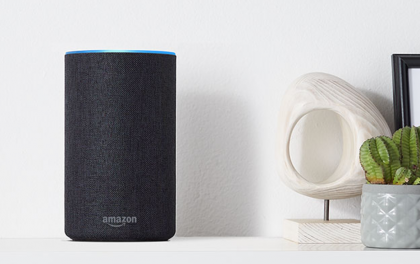 Amazonin uusi Echo on aiempaa kompaktimpi.