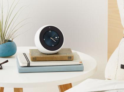 Uusi Amazon Echo Spot.