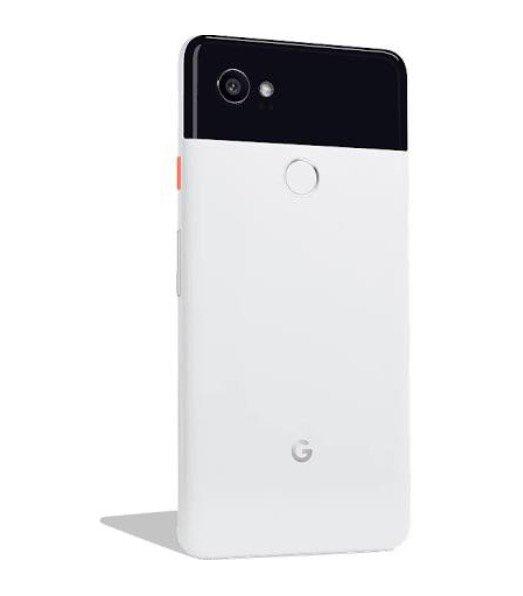 Pixel 2 XL Black & White.