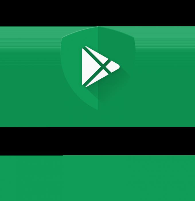 Google Play Protect.