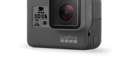 GoPro Hero6 Black.