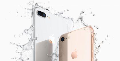 Applen uudet iPhone 8 -puhelimet.