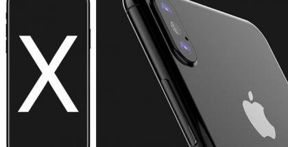 Tuleeko huippu-iPhonesta iPhone X?