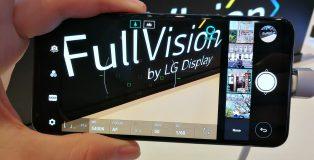 LG:n V30 kameran aukon koosta on noussut nyt pienimuotoinen kohu.