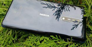 Nokia 8 on ensimmäinen uusi Nokia-huippupuhelin.