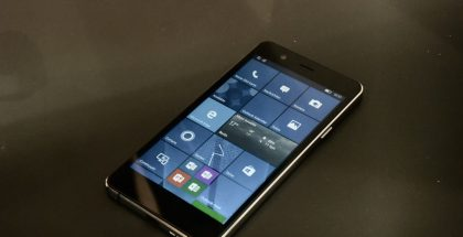 Trekstor WinPhone 5.0. WindowsArea.de-sivuston julkaisema kuva.
