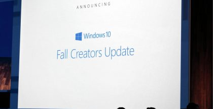 Windows 10 Fall Creators Update.