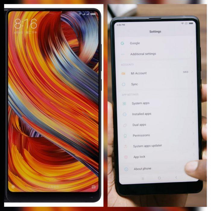 Etupuolelta olevissa kuvissa Xiaomi ei sentään ole kehdannut huijata.