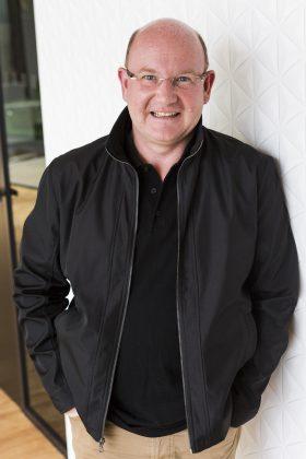 HMD Globalin CEO-toimitusjohtaja Florian Seiche.