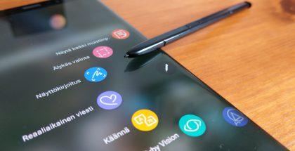 S Pen -kynä on perinteisesti ollut yksi erikoisuus Samsungin Galaxy Note -laitteissa.