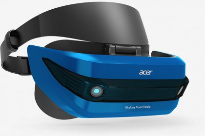 Acer Windows Mixed Reality.